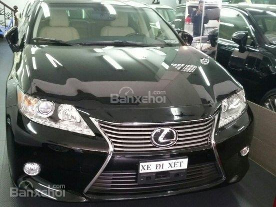 Cần bán Lexus GS đời 2013, màu đen, nhập khẩu-0