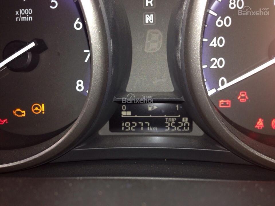 Cần bán xe Mazda 3 đời 2014, màu đen, 690tr-1