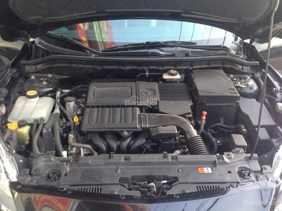 Cần bán xe Mazda 3 đời 2014, màu đen, 690tr-2