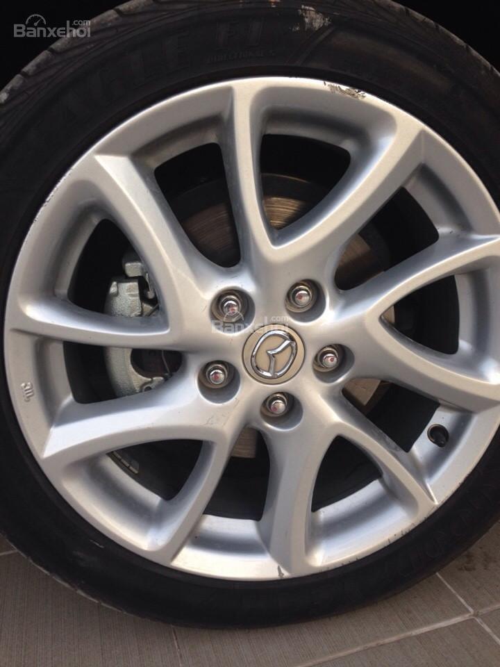 Cần bán xe Mazda 3 đời 2014, màu đen, 690tr-5