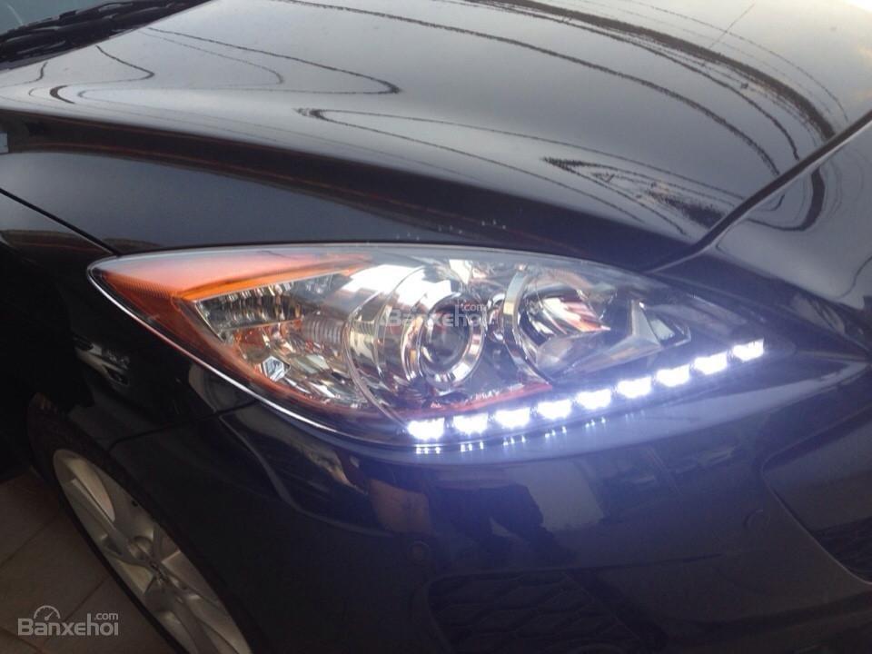 Cần bán xe Mazda 3 đời 2014, màu đen, 690tr-6