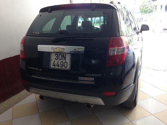 HC Auto đang bán Chevrolet Captiva 2008, màu đen, số tay, tên tư nhân, xe đẹp xuất sắc-1