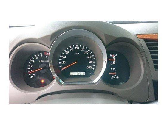 Toyota Fortuner 2.7 4x4 sản xuất 2011, đăng ký 11, màu bạc, số tự động, 2 cầu, máy xăng-10