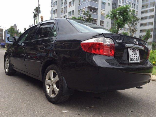 Chính chủ bán Toyota Vios đời 2007, màu đen-3