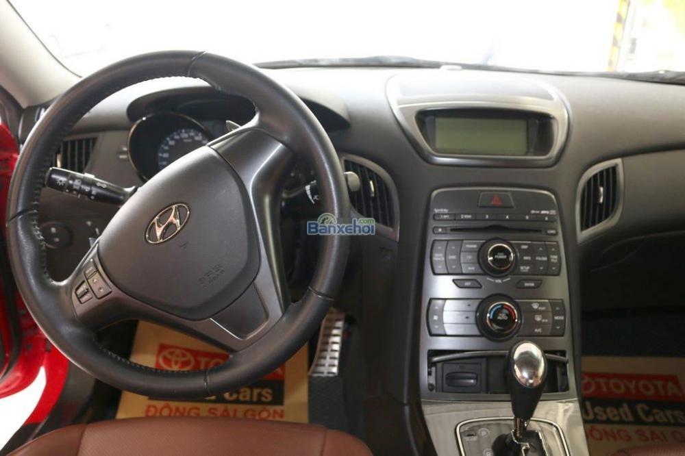 Cần bán xe Hyundai Genesis 2-0T 2010, màu đỏ, xe nhập, giá chỉ 750 triệu-11