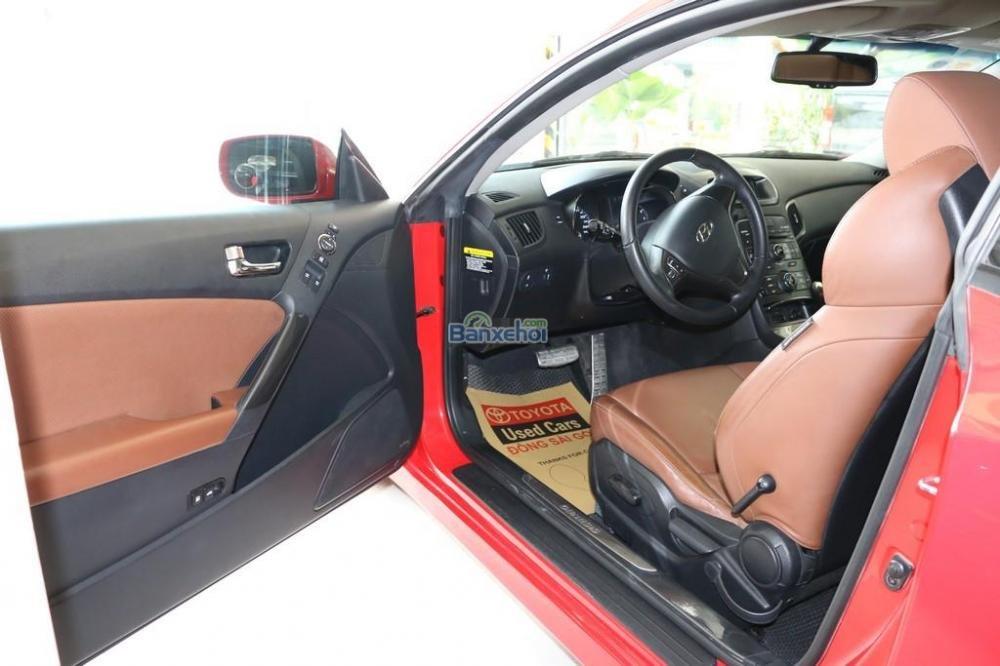 Cần bán xe Hyundai Genesis 2-0T 2010, màu đỏ, xe nhập, giá chỉ 750 triệu-8
