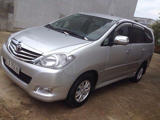 Cần bán Toyota Innova đời 2007, nhập khẩu giá tốt-0