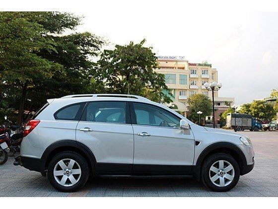 Bán ô tô Chevrolet Captiva đời 2008, nhập khẩu, số sàn, giá tốt nhanh tay liên hệ-10