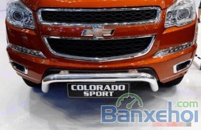 Bán ô tô Chevrolet Colorado LT 2015 giá 599 tr-1