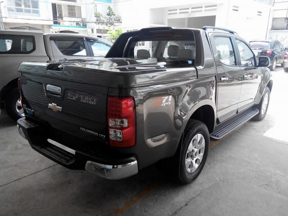 Bán Chevrolet Colorado đời 2015, nhập khẩu nguyên chiếc giá 719 tr-3