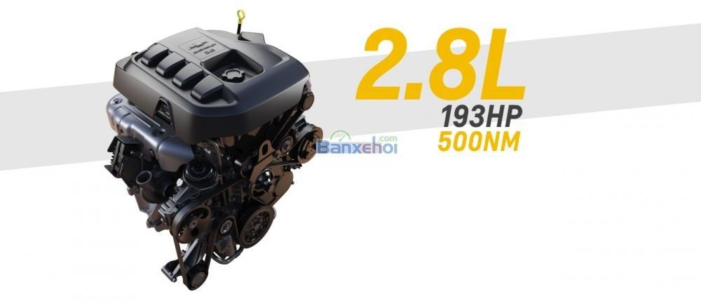 Colorado LTZ 2.8L bán tải 2 cầu thế hệ mới phong cách Mỹ nhập khẩu trực tiếp từ Thái Lan Turbo-1