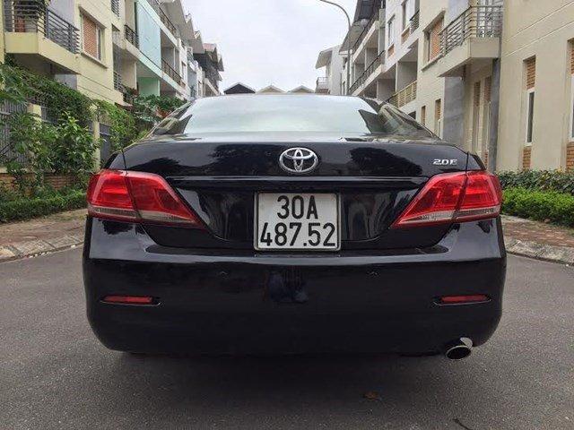 Bán Toyota Camry 2.0E nhập khẩu mới tinh 2009, tên tôi chính chủ đi đầu 2010, xe đẹp-2