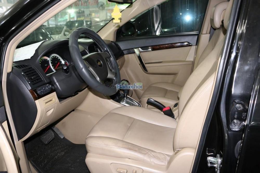 Chevrolet Captiva LTZ màu đen, sản xuất 2007-4