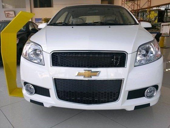 Chevrolet Aveo LTZ giá rẻ nhất sài gòn, hỗ trợ vay ngâ hàng lên đến 80% xe cần bán-1