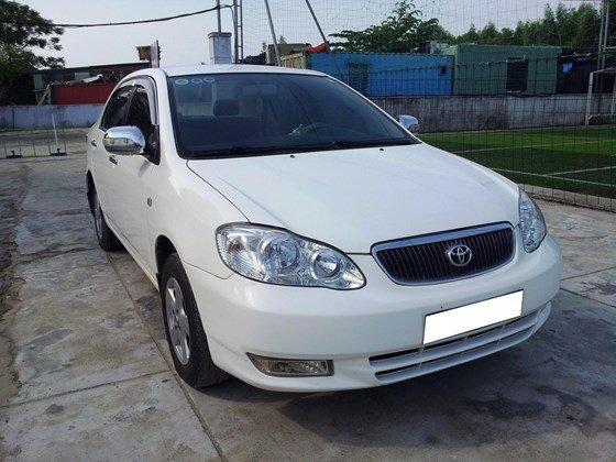 Cần bán xe Altis 1.8 G màu trắng, xe được giữ gìn cẩn thận nên còn rất đẹp-0