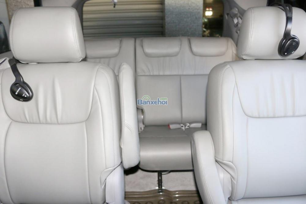 Toyota Sienna XLE-Limited-7-Passenger đời 2006, màu trắng, nhập khẩu-8