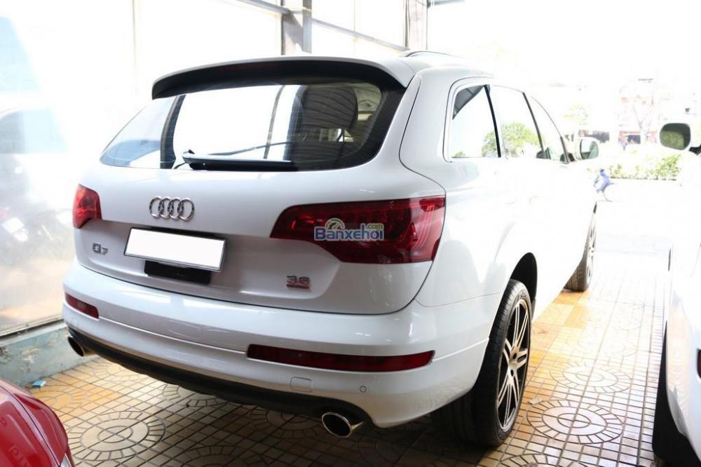 Cần bán xe Audi Q7 3-6L-Sline sản xuất 2010, màu trắng, xe nhập-2