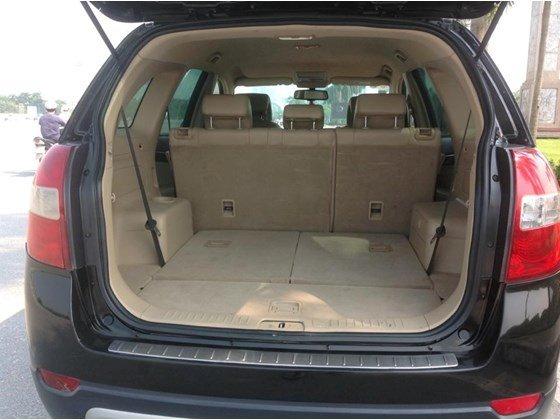 Cần bán Chevrolet Captiva đời 2009, màu đen, xe nhập giá 350 tr-9