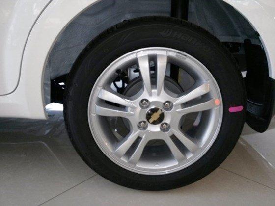 Chevrolet Aveo LTZ giá rẻ nhất sài gòn, hỗ trợ vay ngâ hàng lên đến 80% xe cần bán-3