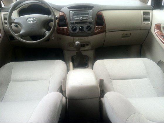Tôi cần bán gấp xe Toyota Innova G SX năm 2008 đăng kí tên tư nhân một đời chủ sử dụng-1