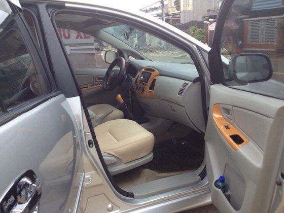 Cần bán Toyota Innova đời 2007, nhập khẩu giá tốt-2