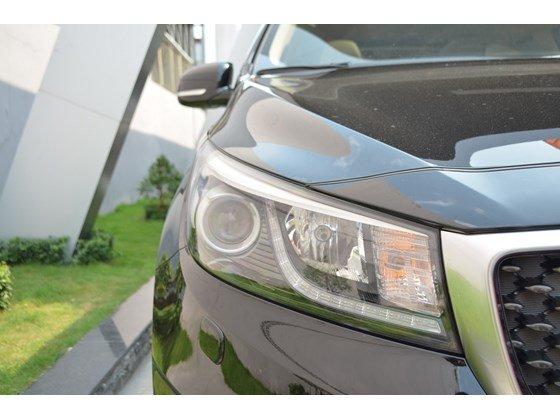 Cần bán xe Kia Sedona DAT đời 2015, màu đen, xe nhập-7