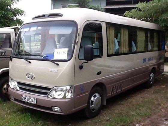 Bán ô tô Hyundai County đời 2013, nhập khẩu chính hãng-4