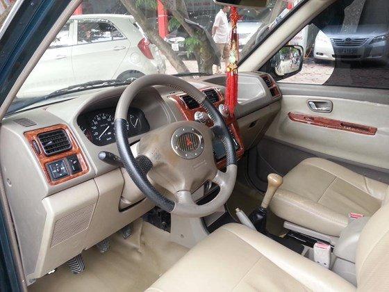 Cần bán gấp Mitsubishi Jolie đời 2005, màu xanh, xe nhập, số sàn-3