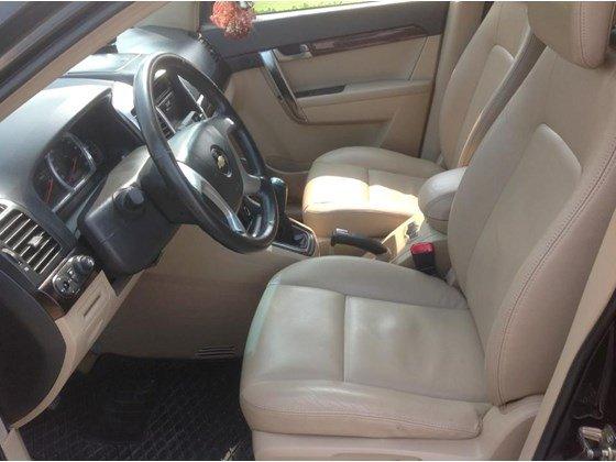 Cần bán Chevrolet Captiva đời 2009, màu đen, xe nhập giá 350 tr-7