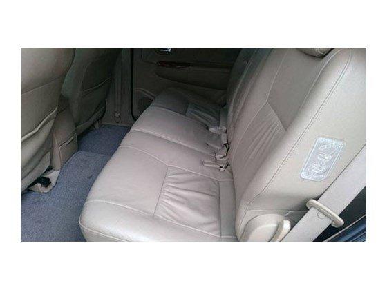 Toyota Fortuner 2.7 4x4 sản xuất 2011, đăng ký 11, màu bạc, số tự động, 2 cầu, máy xăng-7