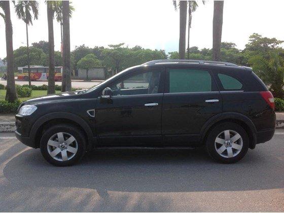 Cần bán Chevrolet Captiva đời 2009, màu đen, xe nhập giá 350 tr-0