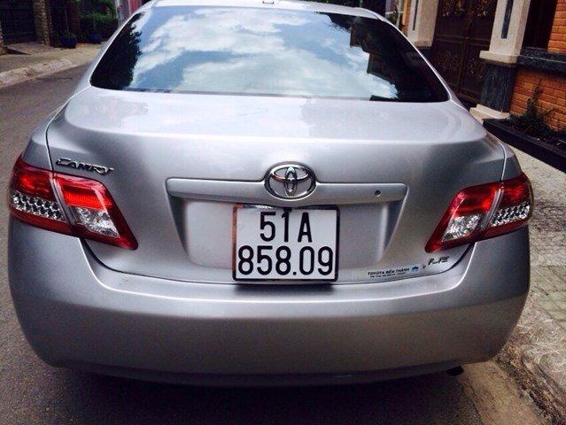 Cần bán gấp Toyota Camry LE đời 2009, nhập khẩu chính hãng ít sử dụng-3