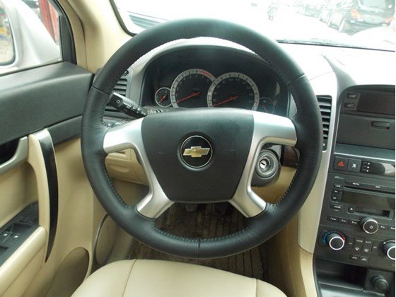 Xe Chevrolet Captiva 2008, nhập khẩu cần bán-2