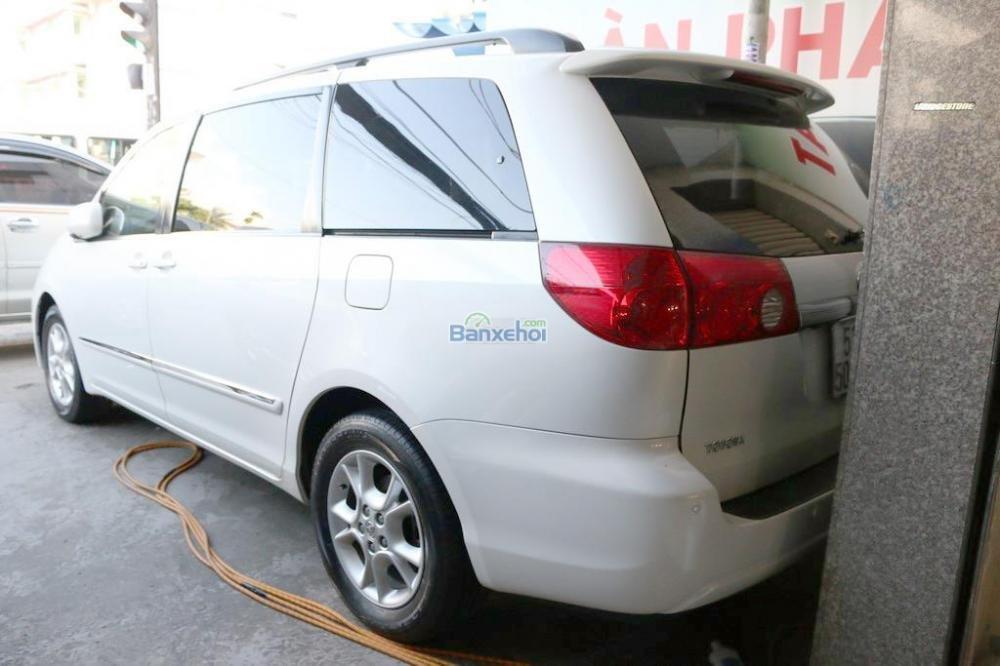 Toyota Sienna XLE-Limited-7-Passenger đời 2006, màu trắng, nhập khẩu-3