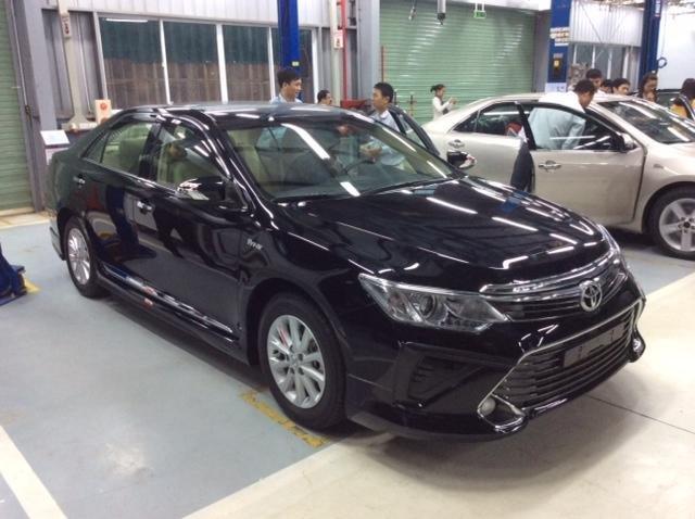 Bán Toyota Camry đời 2015 giá tốt xe đẹp-6