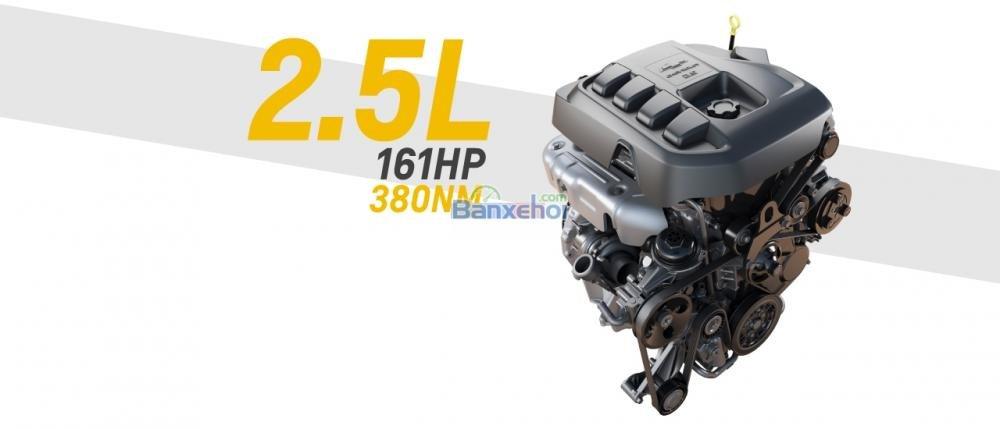 Xe Chevrolet Colorado 2.5 LT 4x4 MT nhập khẩu nguyên chiếc từ Thái Lan mới 100%-3
