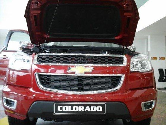 Chevrolet Colorado - 2015 mới 100%, xe nhập khẩu nguyên chiếc-3