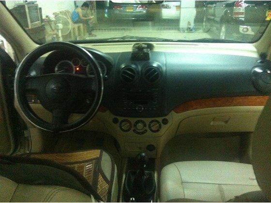 Bán ô tô Daewoo Gentra đời 2010, màu bạc, xe nhập, số sàn-1