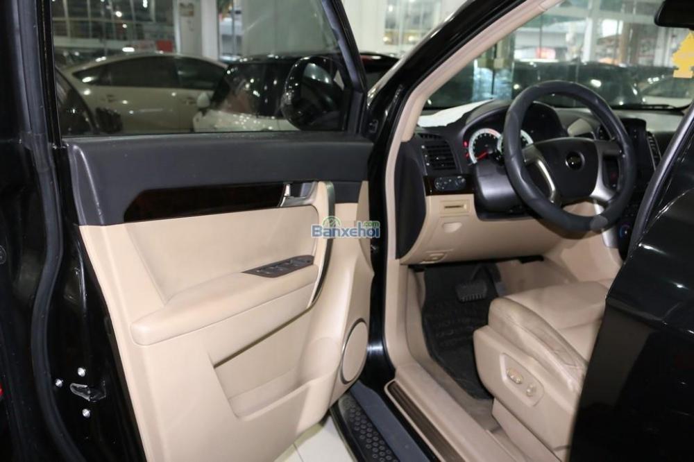 Chevrolet Captiva LTZ màu đen, sản xuất 2007-3