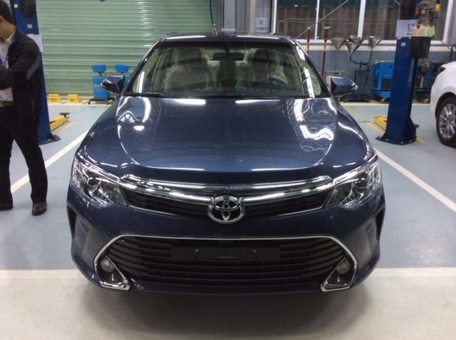 Bán ô tô Toyota Camry đời 2015, mới 100% giá 1,214 tỉ-0