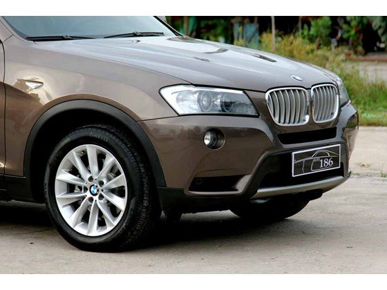 Cần bán BMW X3 năm 2012, màu nâu, xe nhập, số tự động-2