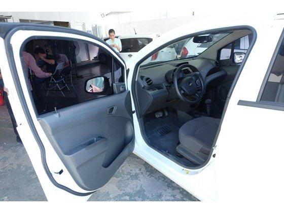 Xe Chevrolet Spark Van đời 2012, nhập khẩu, số tự động giá cạnh tranh-7