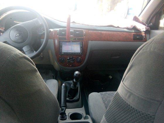 Bán xe Lacetti đời 2011 màu bạc, xe vô đủ đồ chơi-6