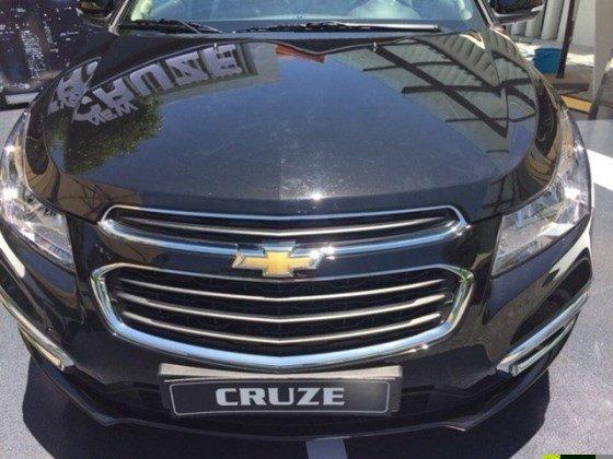 Bán xe Chevrolet Cruze đời 2015, màu đen, xe nhập, giá tốt nhanh tay liên hệ-0