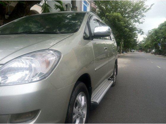 Tôi cần bán gấp xe Toyota Innova G SX năm 2008 đăng kí tên tư nhân một đời chủ sử dụng-3