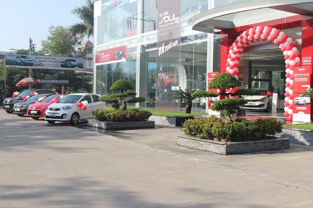 Kia Phú Mỹ Hưng