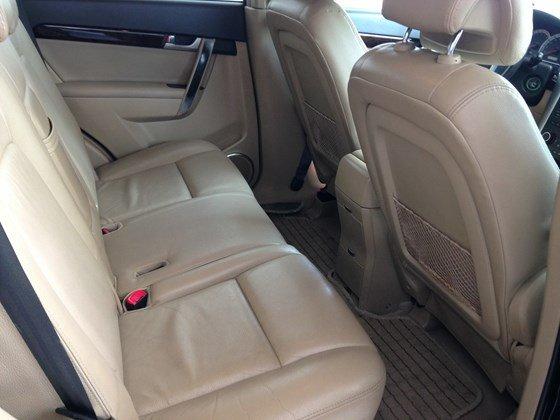 HC Auto đang bán Chevrolet Captiva 2008, màu đen, số tay, tên tư nhân, xe đẹp xuất sắc-4