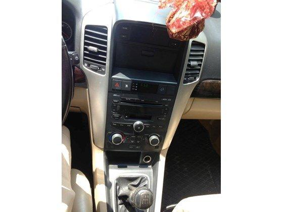 Cần bán Chevrolet Captiva đời 2009, màu đen, xe nhập giá 350 tr-10