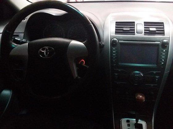 Bán ô tô Toyota Corolla Altis 1.8E 2010, màu đen, nhập khẩu nguyên chiếc  -3