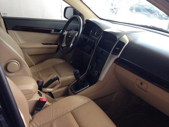 HC Auto đang bán Chevrolet Captiva 2008, màu đen, số tay, tên tư nhân, xe đẹp xuất sắc-5